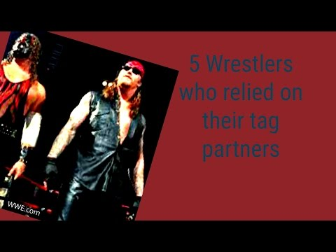 5 WWE superstars who relied on tag partners