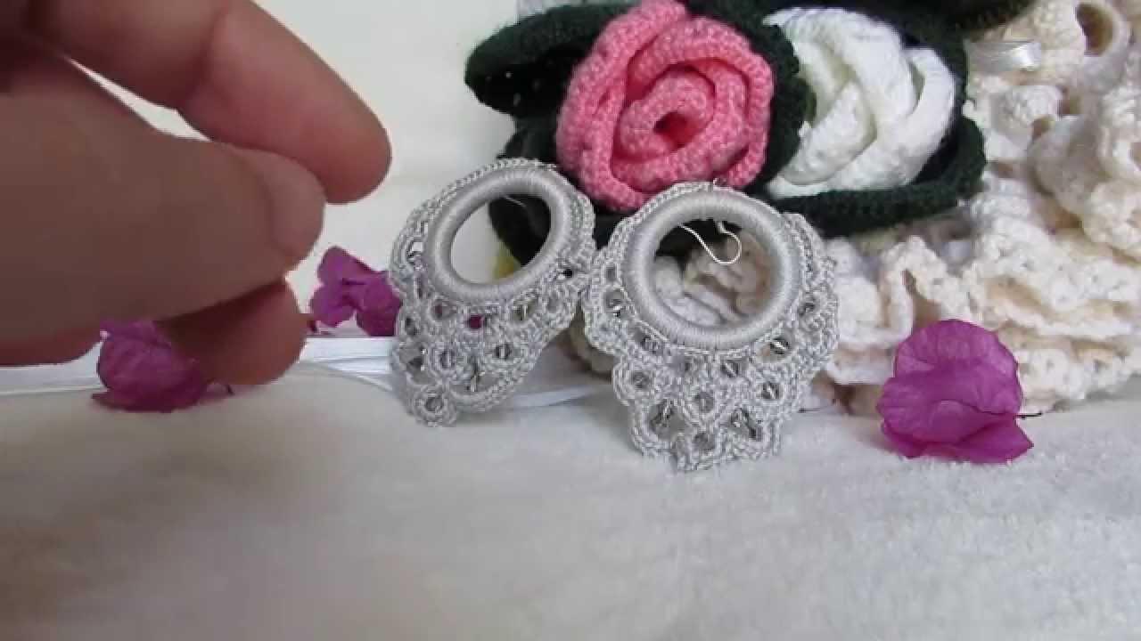 Orecchini bijoux fashion e eleganti pendenti realizzati a