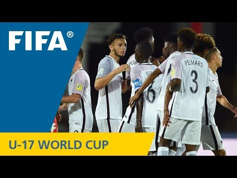 Match 9: New Caledonia v France – FIFA U-17 World Cup India 2017