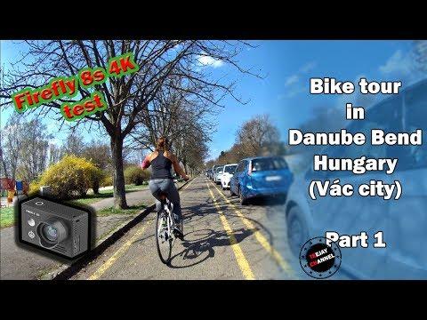 Firefly 8s bike test | Hungary Danube Bend | A Dunakanyar egy biciklis szemével 1.rész