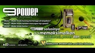 Nine 9 Power Hemat BBM + Tambah Tenaga