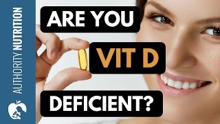 5 Common Symptoms of Vitamin D Deficiency