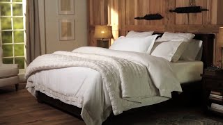 White Bedding Basics | Pottery Barn