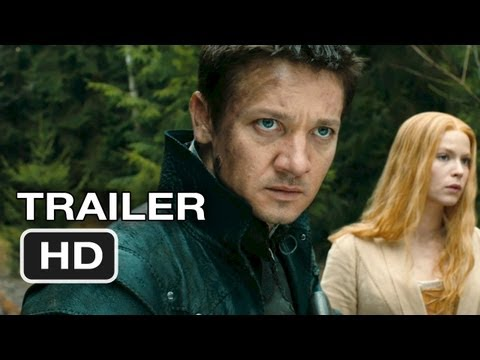 Hansel and Gretel: Witch Hunters Official Trailer #1 (2012) - Jeremy Renner, Gemma Arterton Movie HD