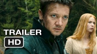 Hansel and Gretel: Witch Hunters Official Trailer #1 (2012) - Jeremy Renner, Gemma Arterton Movie HD thumbnail