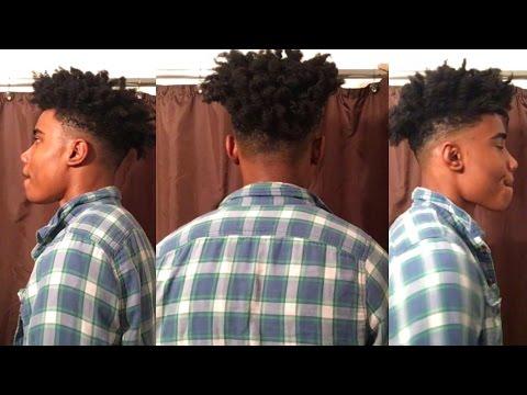 Hightop Fade Hair Update #1