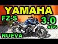 Nueva Yamaha Fz S 3.0  Abs Llega A Mexico Review   Blitz Rider