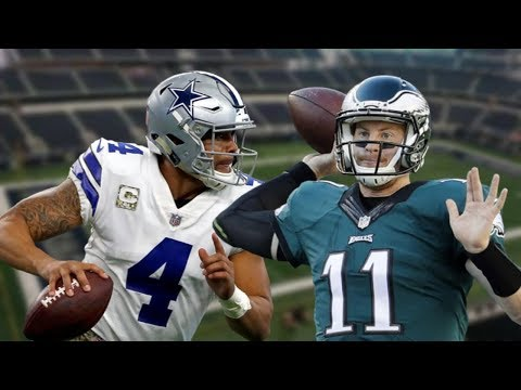 LIVE: Cowboys Vs. Eagles    Play By Play Watch Party