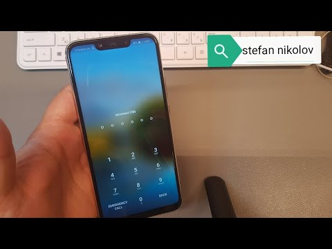 Hard Reset Huawei Mate 20 Lite /SNE-LX1/.Unlock Pin,pattern,password Lock.