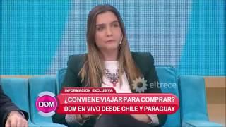 Argentina Vs Chile Vs Paraguay: Compras de los Argentinos