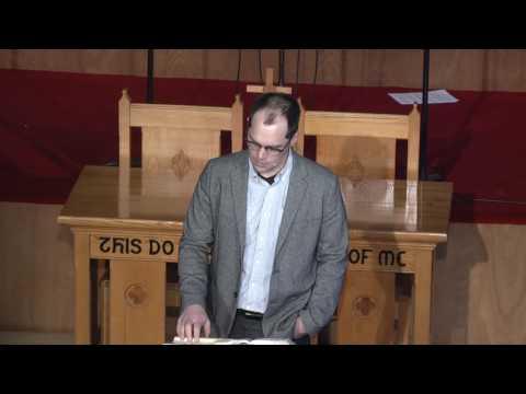 19 February 2017 – Pastor Jason Rempel – 'The Rich Fool' - Luke 12:13-21