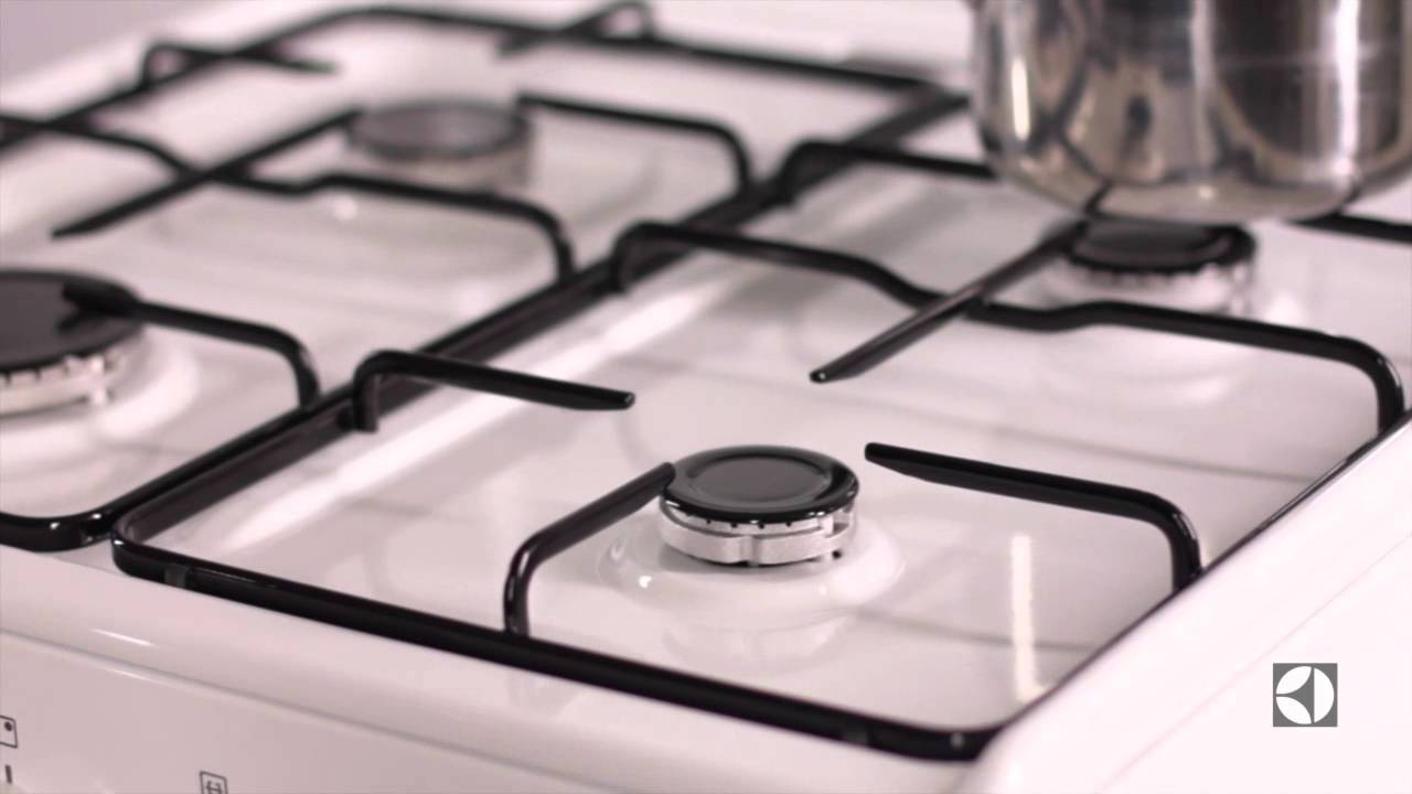 Газовые плиты Fresh модель Fresh 80x55 ITALIANO 5 камфорок - YouTube