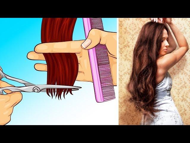 11 Mitos que Te Impedem de Ter um Cabelo Longo
