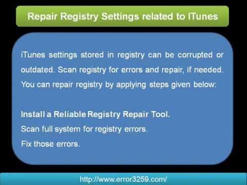 how to fix itunes error 8392