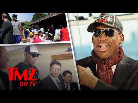 Dennis Rodman Rides Again!   TMZ TV