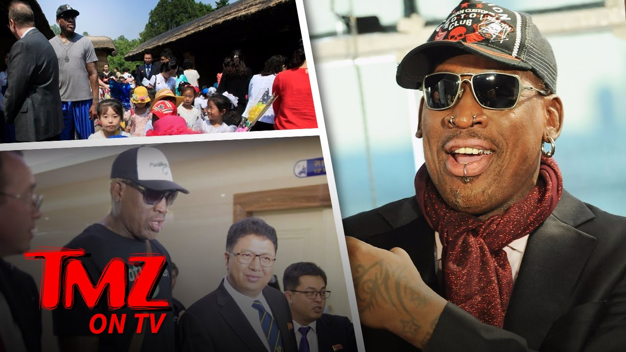 the rise of dennis rodman to fame