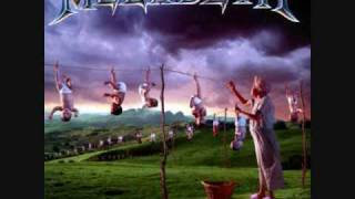 Taken from the 1994 album Youthanasia Lyrics: I'm doing you a favor...