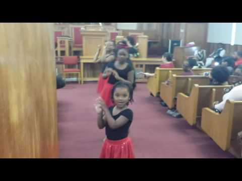 Joy to the World by Whitney Houston - CMBC Praise Dancers