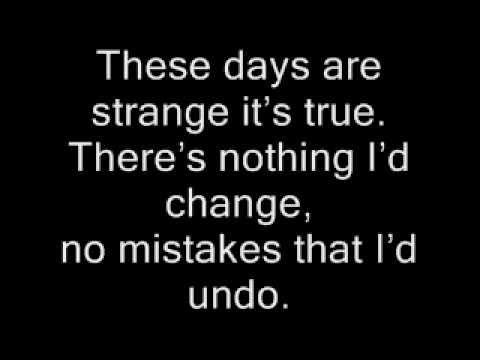 Sum 41 - Screaming Bloody Murder (With Lyrics)