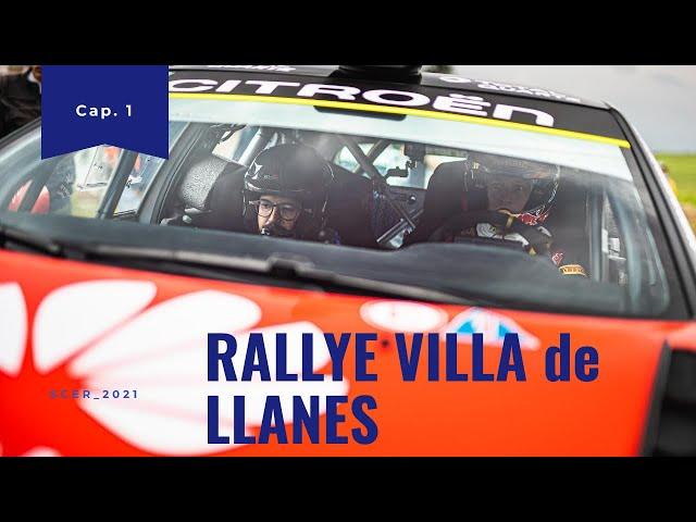 44 RALLYE VILLA DE LLANES   Capítulo 1