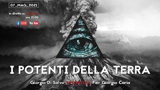 """I #POTENTI DELLA TERRA: intervista da """"Life New"""" di Giorgio Di Salvo"""