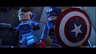 Lego Marvel Super Heroes part 1