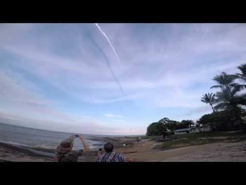20 August 2015, Ariane 5 flight VA225 - Kourou French Guiana