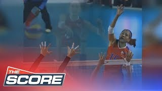 The Score: Philippine women's volleyball team wins against Hong Kong