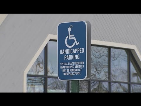 Proposed law would crack down on handicap parking abuse