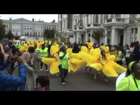Notting Hill Carnival 2009 - London Travel Pack