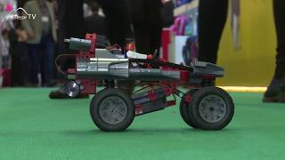 Fischertechnik • Baukasten ferngesteuertes Auto