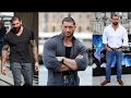 Dave Bautista's Fashion Style - 2017 [ Guardians of the Galaxy 2 Cast ]