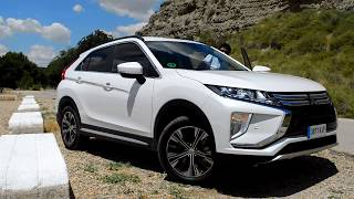 Mitsubishi Eclipse Cross - Prueba Portalcoches