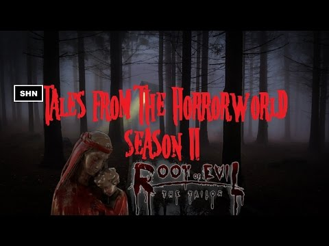 Root Of Evil: The Tailor | SHN Tales From The Horrorworld Season 2 #2  Horror Game | Livestreaming