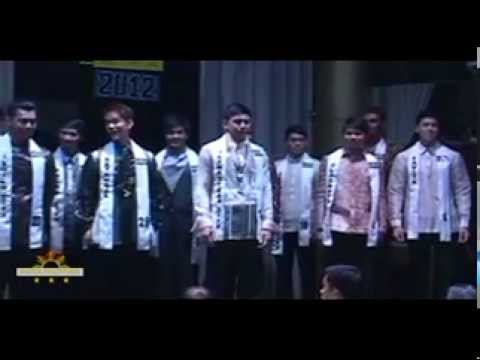 2012 Mister Philippines 1of 9, Full Video