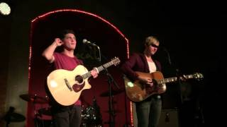 Lee MacDougall ft. Chris Emray - Girl in New York - Local 19.02.16