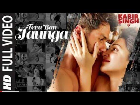 tera-ban-jaunga-song-:-kabir-singh-|-shahid-k-|-tulsi-kumar-|-main-tera-ban-jaunga-song