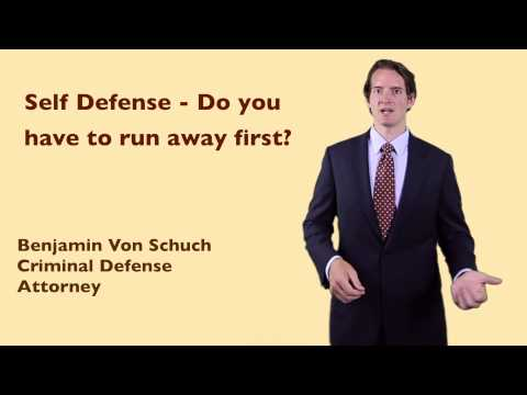 """Duty to retreat"" or ""stand your ground"" in Ga 