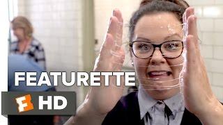 Ghostbusters Featurette - Slime (2016) - Kristen Wiig, Leslie Jones Movie HD
