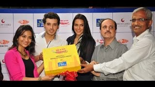 India Gets First Audio And Braille Food Menu │Neha Dhupia