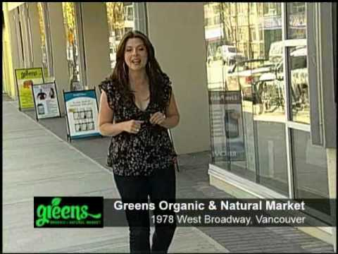 Greens Organic & Natural Market - Tuned in with Ashley Tyndall