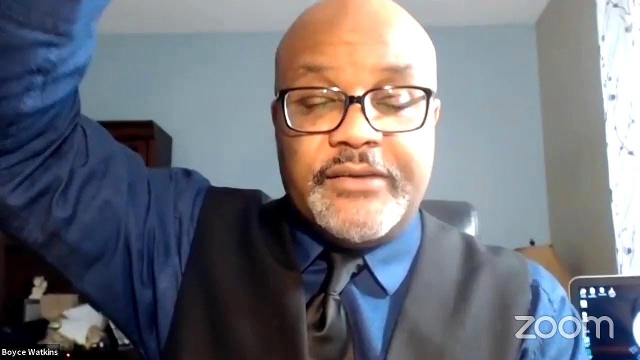 Why diversity is a bunch of racist BS - Dr Boyce Watkins
