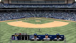 JUST NOT READY - (PS4) MLB 14: The Show - Nolan Ryan: Road to the Show - Episode 11