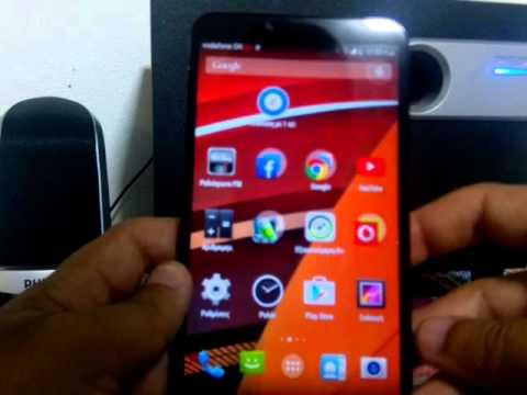 Εντυπώσεις απο το Vodafon Smart 4 Max