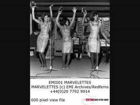 The Marvelettes Live: On Stage! Beachwood 45789