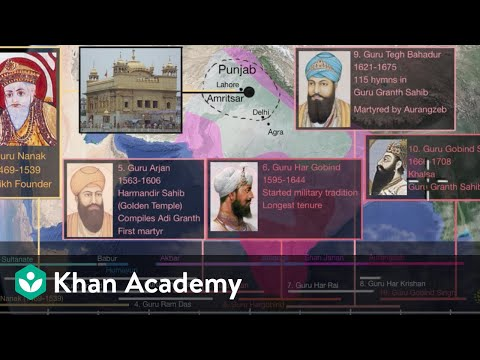 Sikhism introduction | World History | Khan Academy