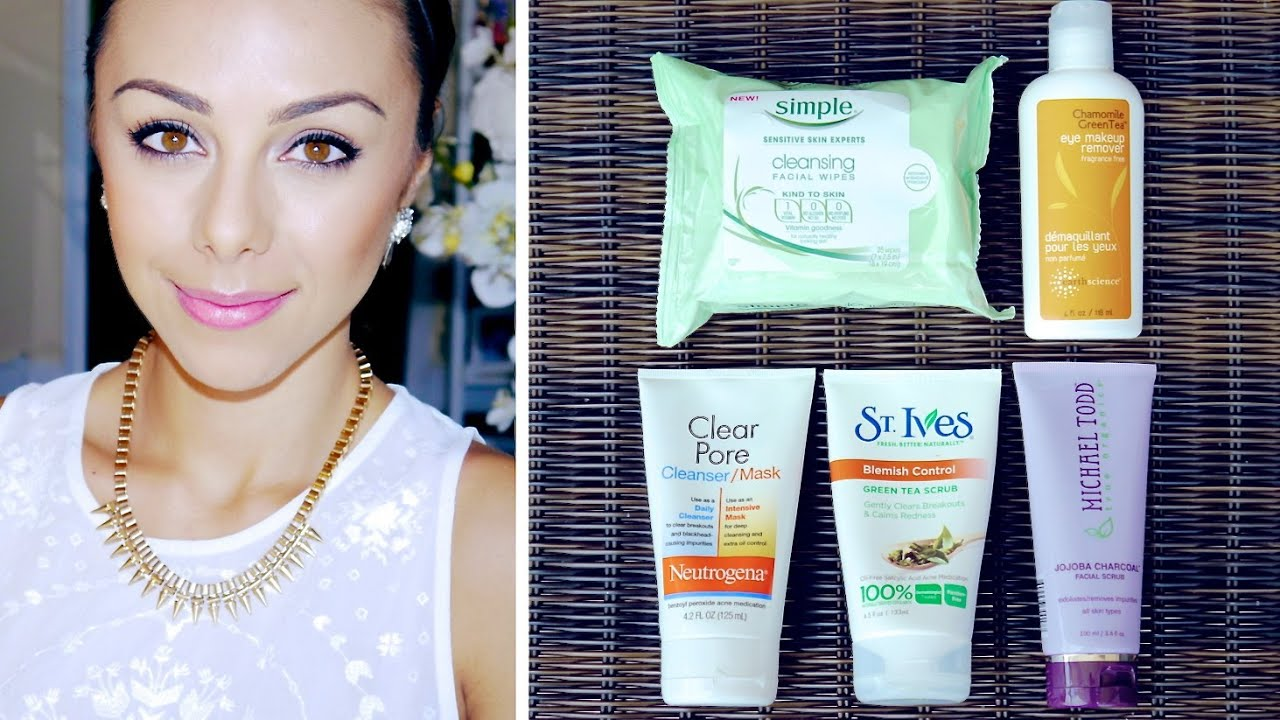 My Favorite Skin Care Products Combination Acne Prone