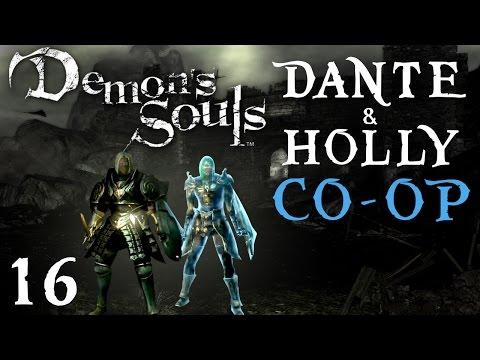 DEMON'S SOULS [HD] #16 Holly & I CO-OP ► You da Monk