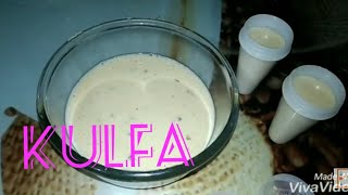 Kulfa   Recipe