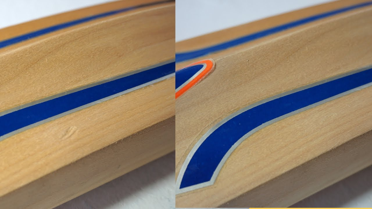 Remove Dents From Cricket Bat